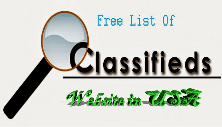 100+Popular Do-follow Classifieds sites list USA, CANADA Without